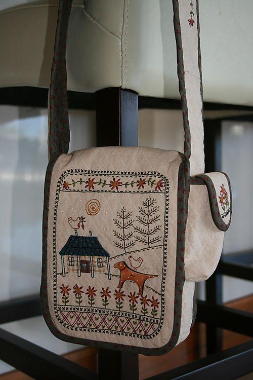 Hugo's bag