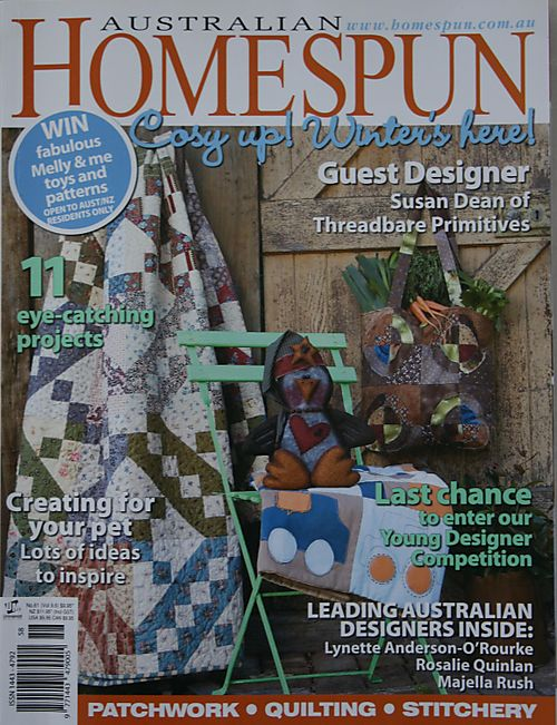 Homespun Vol9.6