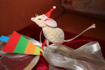 Mouse decoration