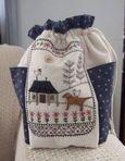 Daisy Cottage Bag