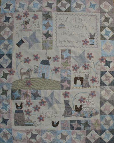 SMB lynette's fabrics
