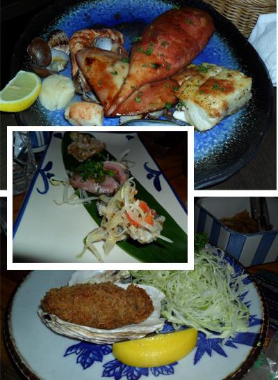 Seafood japan
