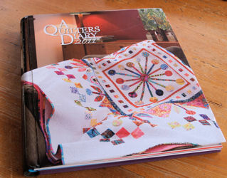 A quilters diary