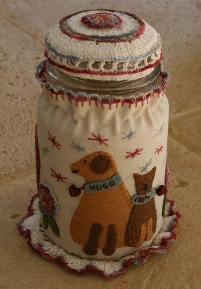 Hugo and felix jar
