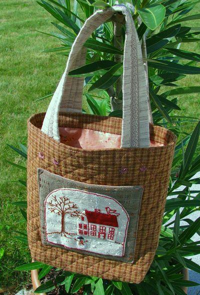 Manuela winter house bag