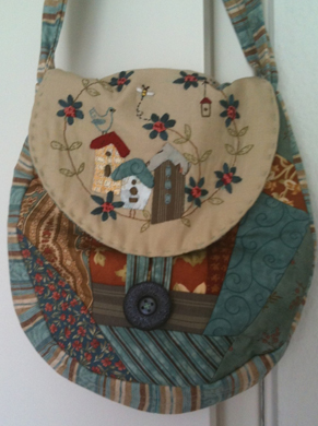 Charlottes birdhouse bag