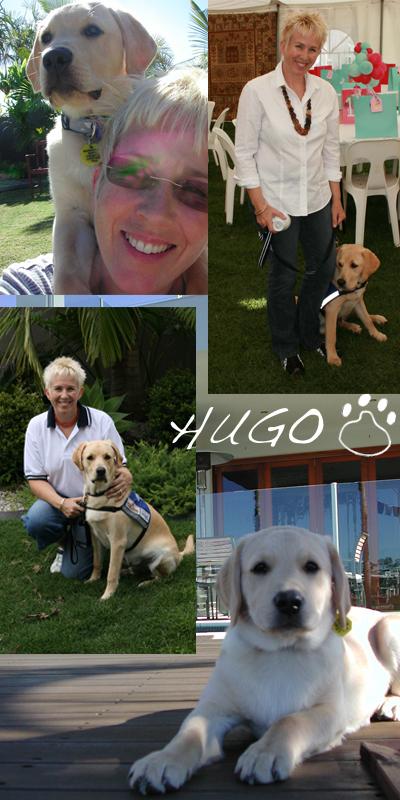 Puppy Hugo