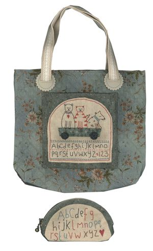Amigos bag and purse