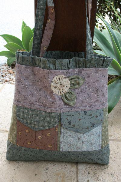 Secret garden bag