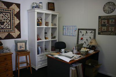 Lynettes desk