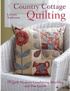 Country Cottage Quilting cover