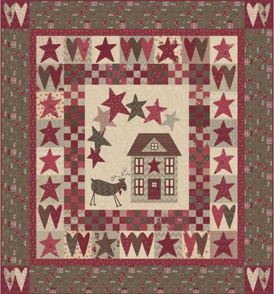 Christmas Wishes free pattern