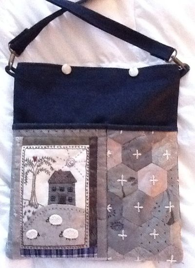 Beth Shepherd cottage bag
