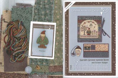 Garden gnome kit