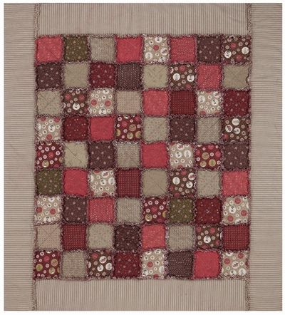 Raggy Quilt Small