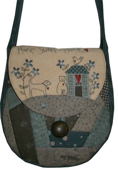 Y372 Robin Cottage Bag