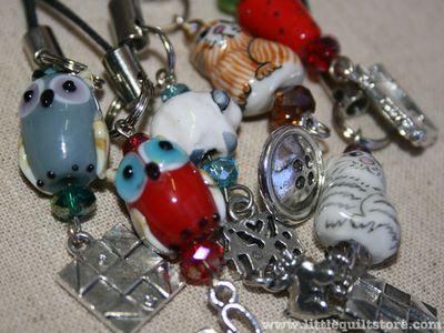 LQS scissor charms