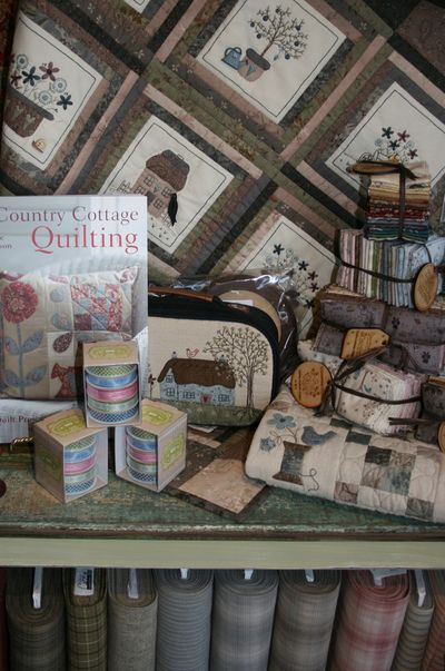 Country Cottage display