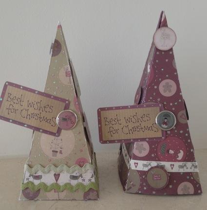 Lynette Anderson Designs Obelisk Boxes