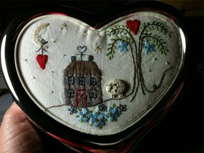 Trish Taylor heart and home