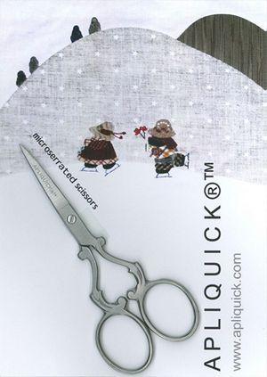 Apliquick scissor