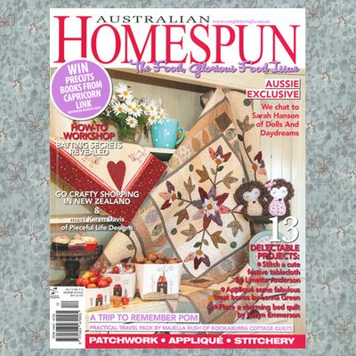 LQS homespun vol 13.11