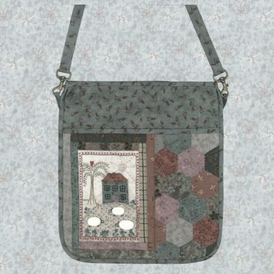 LQS y364 shepherds cottage bag