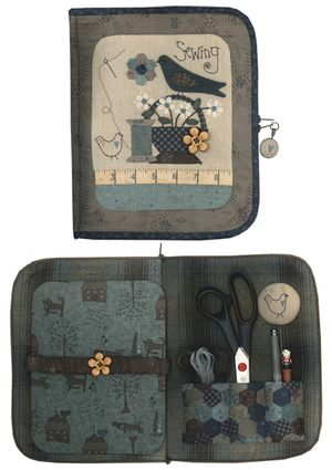 Y376 Sewing Accessory Case