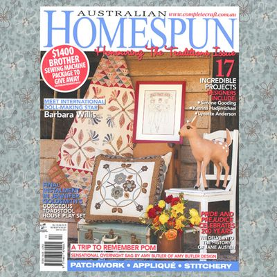 LQS homespun vol13 no12