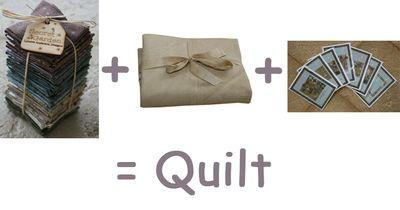 SBM equals quilt
