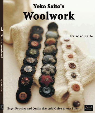 Yoko woolwork book