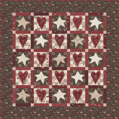 Wish Upon A Star Brown small