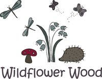 Wildflower wood logo