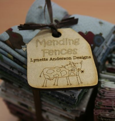 Mending fences tag