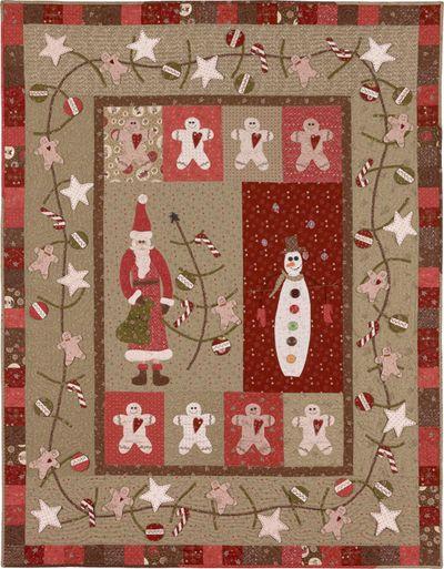 Y186 Santas Blessings