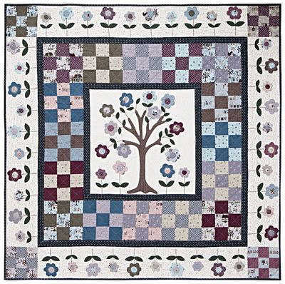 Cherry Tree Quilt email