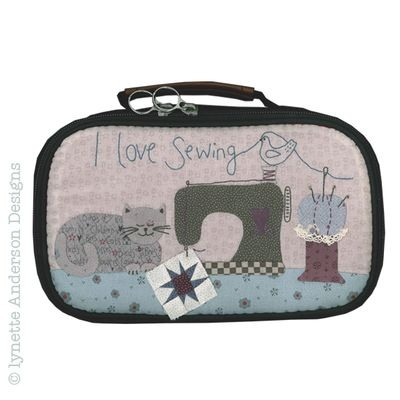 Y388 The Sewing Case