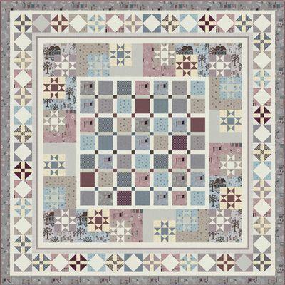 Towne Square Quilt