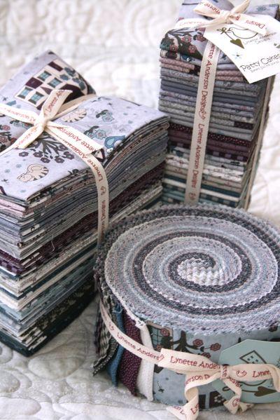 Quilters garden fabric bundles
