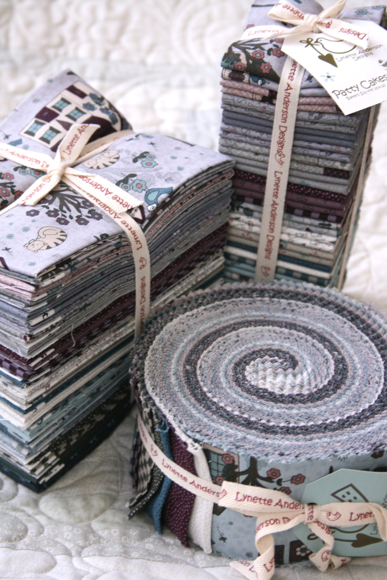 Lynette Anderson Designs Quilter S Garden Fabric
