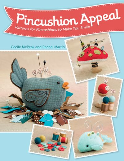 Pincushion book