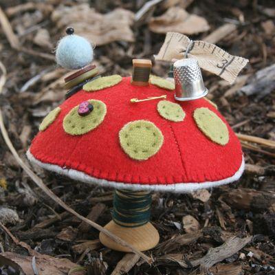 Lynettes mushroom