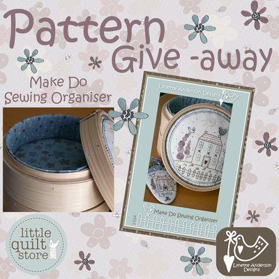 Pattern Giveaway