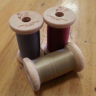 3 spools