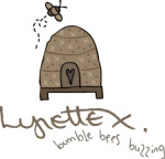 Lynette bumble bees signature