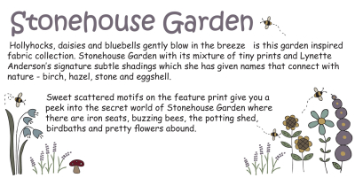 Stonehouse Garden Words