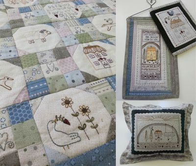 Rainbow cottage projects