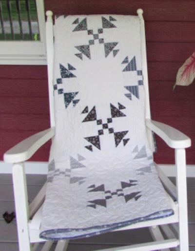 Jacks on chair