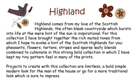 Highland-Words