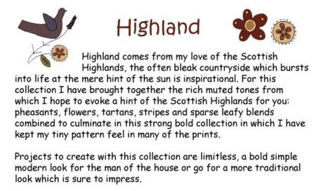 Highland-Words